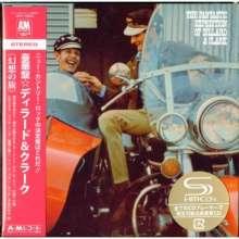 Doug Dillard & Gene Clark: The Fantastic Expedition Of Dillard & Clark +Bonus (SHM-CD) (Papersleeve), CD
