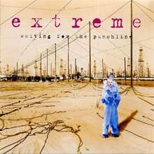 Extreme: Waiting For The Punchline, CD