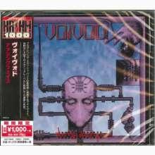 Voivod: Nothingface, CD