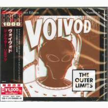 Voivod: The Outer Limits, CD