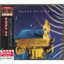 Kingdom Come: Hands Of Time, CD