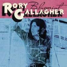 Rory Gallagher: Blueprint +Bonus (SHM-CD), CD