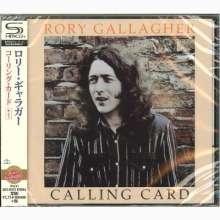 Rory Gallagher: Calling Card +Bonus (SHM-CD), CD