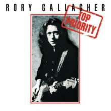 Rory Gallagher: Top Priority +Bonus (SHM-CD), CD