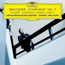 Anton Bruckner (1824-1896): Symphonie Nr.7 (SHM-CD), CD