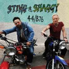 Sting & Shaggy: 44/876 +Bonus (SHM-CD + DVD), CD