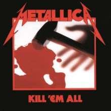 Metallica: Kill 'Em All (SHM-CD), CD