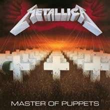 Metallica: Master Of Puppets (SHM-CD), CD