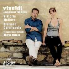 Antonio Vivaldi (1678-1741): Konzerte für 2 Violinen RV 509,511,514,516,523,524 (SHM-CD), CD