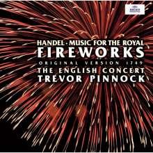 Georg Friedrich Händel (1685-1759): Feuerwerksmusik HWV 351 (SHM-CD), CD
