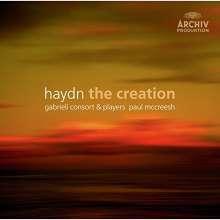 Joseph Haydn (1732-1809): Die Schöpfung (in engl.Sprache) (SHM-CD), 2 CDs
