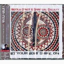 Nicola Conte: Let Your Light Shine On +Bonus, CD