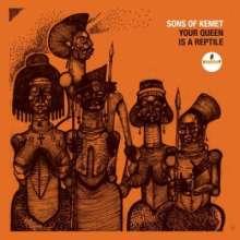 Sons Of Kemet: Your Queen Is A Reptile, CD