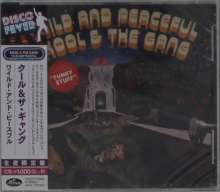 Kool & The Gang: Wild And Peaceful (reissue) (Limited-Edition), CD