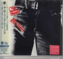 The Rolling Stones: Sticky Fingers (UHQ-CD/MQA-CD) (Reissue) (Limited Edition), CD