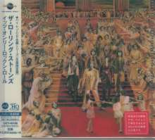 The Rolling Stones: It's Only Rock 'n Roll (UHQ-CD/MQA-CD) (Reissue) (Limited-Edition), CD