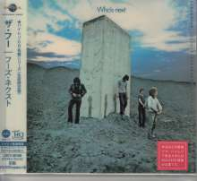 The Who: Who's Next (UHQ-CD/MQA-CD) (Reissue) (Limited-Edition), CD