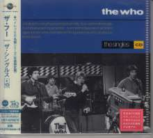 The Who: The Singles (2 UHQ-CD/MQA-CD) (Reissue) (Limited Edition), 2 CDs