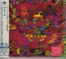 Cream: Disraeli Gears (UHQ-CD/MQA-CD) (Reissue) (Limited-Edition), CD