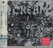 Cream: Wheels Of Fire (2 UHQ-CD/MQA-CD) (Reissue) (Limited-Edition), 2 CDs
