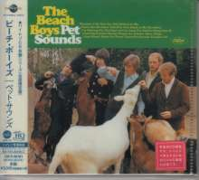 The Beach Boys: Pet Sounds (UHQ-CD/MQA-CD) (Reissue) (Limited-Edition), CD