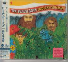 The Beach Boys: Endless Summer (UHQ-CD/MQA-CD) (Reissue) (Limited-Edition), CD