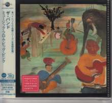 The Band: Music From Big Pink (UHQ-CD/MQA-CD) (Reissue) (Limited-Edition), CD