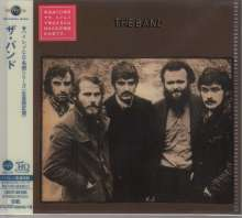The Band: The Band (UHQ-CD/MQA-CD) (Reissue) (Limited-Edition), CD