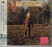 The Allman Brothers Band: Brothers And Sisters (UHQ-CD/MQA-CD) (Reissue) (Limited-Edition), CD
