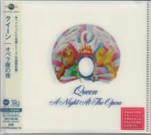 Queen: A Night At The Opera (UHQ-CD/MQA-CD) (Reissue) (Limited-Edition), CD
