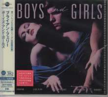 Bryan Ferry: Boys And Girls (UHQ-CD/MQA-CD) (Reissue) (Limited-Edition), CD