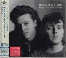 Tears For Fears: Songs From The Big Chair (UHQ-CD/MQA-CD) (Reissue) Limited-Edition), CD