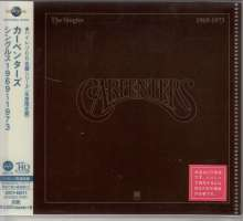 The Carpenters: The Singles 1969 - 1973 (UHQ-CD/MQA-CD) (Reissue) (Limited Edition), CD
