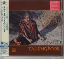 Stevie Wonder (geb. 1950): Talking Book (UHQ-CD/MQA-CD) (Reissue) (Limited-Edition), CD