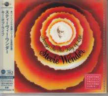 Stevie Wonder (geb. 1950): Songs In The Key Of Life (2 UHQ-CD/MQA-CD) (Reissue) (Limited-Edition), 2 CDs