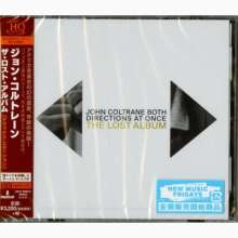 John Coltrane (1926-1967): Both Dirctions At Once: The Lost Album (Deluxe-Edition) (2 UHQCD), 2 CDs