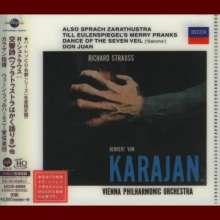 Richard Strauss (1864-1949): Also sprach Zarathustra op.30 (Ultimate High Quality CD), CD