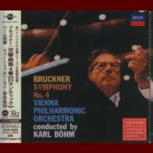 Anton Bruckner (1824-1896): Symphonie Nr.4 (Ultimate High Quality CD), CD