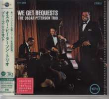 Oscar Peterson (1925-2007): We Get Requests (UHQ-CD/MQA-CD) (Reissue) (Limited-Edition), CD