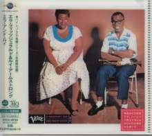 Louis Armstrong & Ella Fitzgerald: Ella And Louis (UHQ-CD/MQA-CD) (Reissue) (Limited-Edition), CD