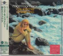 Wes Montgomery (1925-1968): California Dreaming (UHQ-CD/MQA-CD) (Reissue) (Limited-Edition), CD