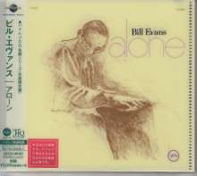 Bill Evans (Piano) (1929-1980): Alone (UHQ-CD/MQA-CD) (Reissue) (Limited-Edition), CD