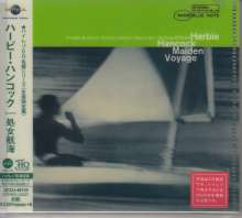 Herbie Hancock (geb. 1940): Maiden Voyage (UHQ-CD/MQA-CD) (Reissue) (Limited-Edition), CD