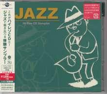 Jazz Sampler: Jazz (UHQ-CD/MQA-CD) (Reissue) (Limited-Edition), 2 CDs