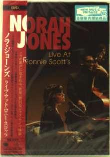 Norah Jones (geb. 1979): Live At Ronnie Scott's 2017, DVD