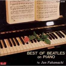 Jun Fukamachi (1946-2010): Best Of Beatles On Piano, CD