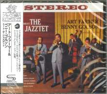 Art Farmer & Benny Golson: Meet The Jazztet (SHM-CD), CD