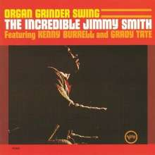 Jimmy Smith (Organ) (1928-2005): Organ Grinder Swing (SHM-CD), CD