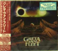 Greta Van Fleet: Anthem Of The Peaceful Army +Bonus, CD