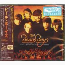 The Beach Boys: The Beach Boys & The Royal Philharmonic Orchestra (SHM-CD), CD